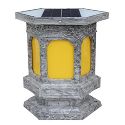 Đèn trụ cổng BV-3704
