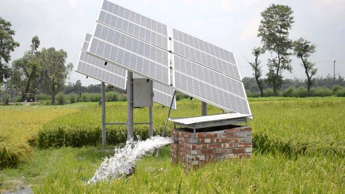 máy bơm nước năng lượng mặt trời bv17s