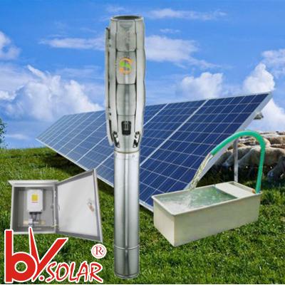 Máy bơm nước mặt trời BV-D10C