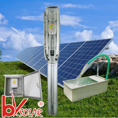 Máy bơm nước năng lượng mặt trời BV-D10C