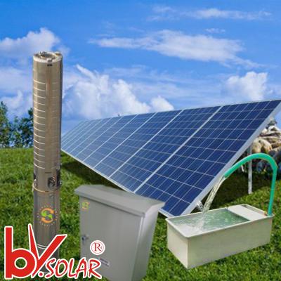 Máy bơm nước mặt trời BV-D30L