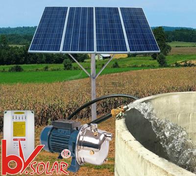 Máy bơm nước năng lượng mặt trời BV-D40S