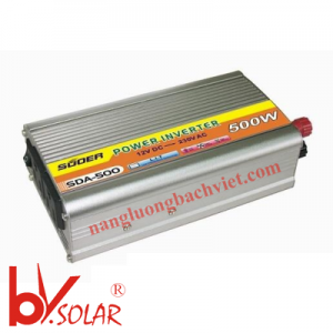 Bộ kích điện Inverter Suoer SDA
