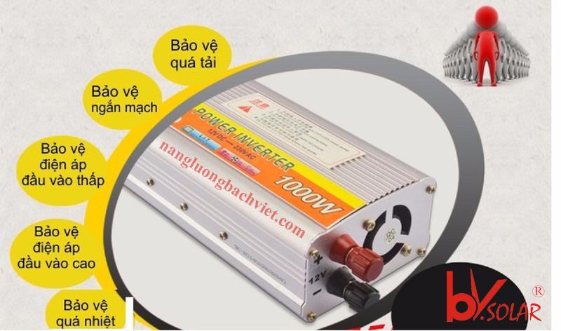 máy kích điện inverter suoer sda 1000w