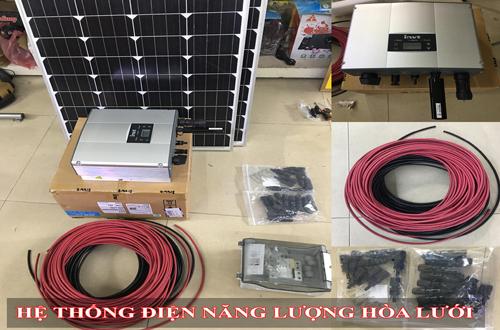 Hiệu quả kinh tế từ điện năng lượng mặt trời hòa lưới