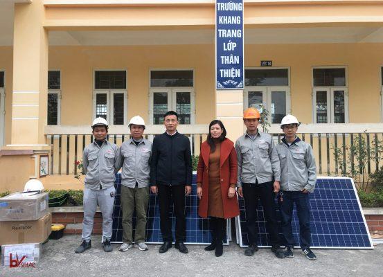 năng lượng mặt trời Hà Nam